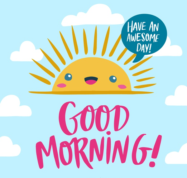 Good Morning Animated Images