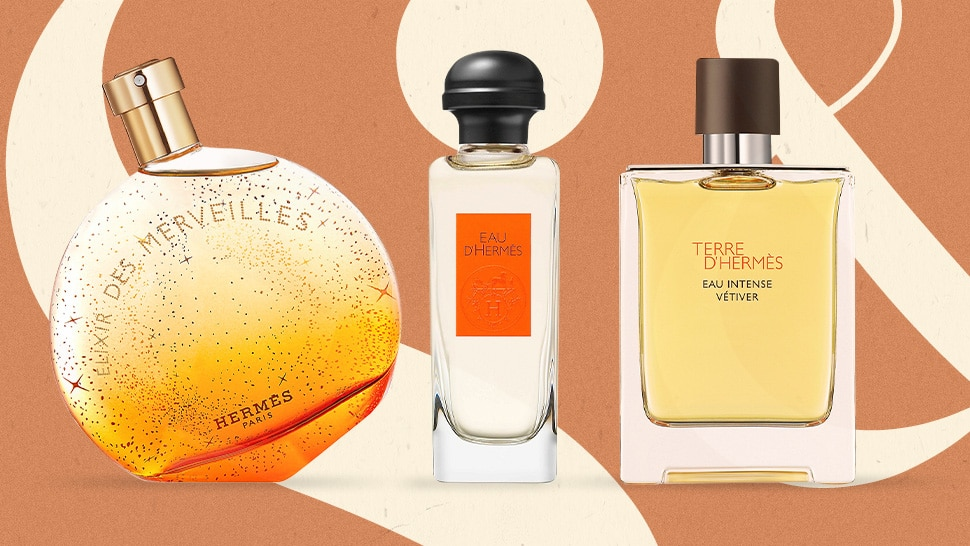 Free perfume samples of Hermes